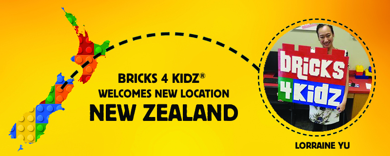 Meet the Franchise Owner of Bricks 4 Kidz: Lorraine Yu